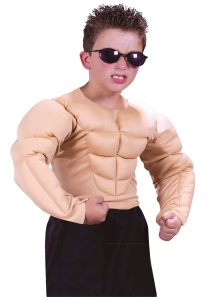 child-muscle-chest-shirt